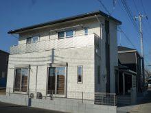 久喜市共通のリビング階段と2台ガレージのお家 K邸様